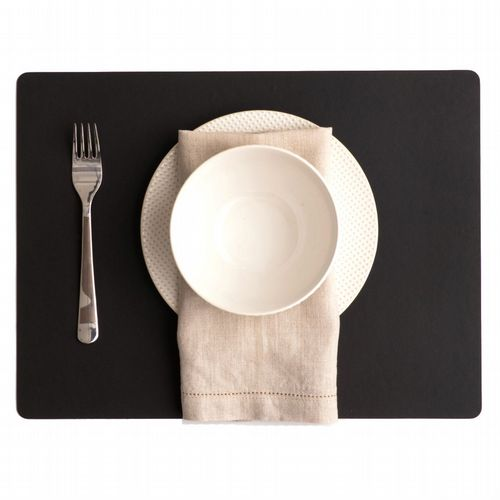 Recycled Leather - Placemat - 3 Colours Available